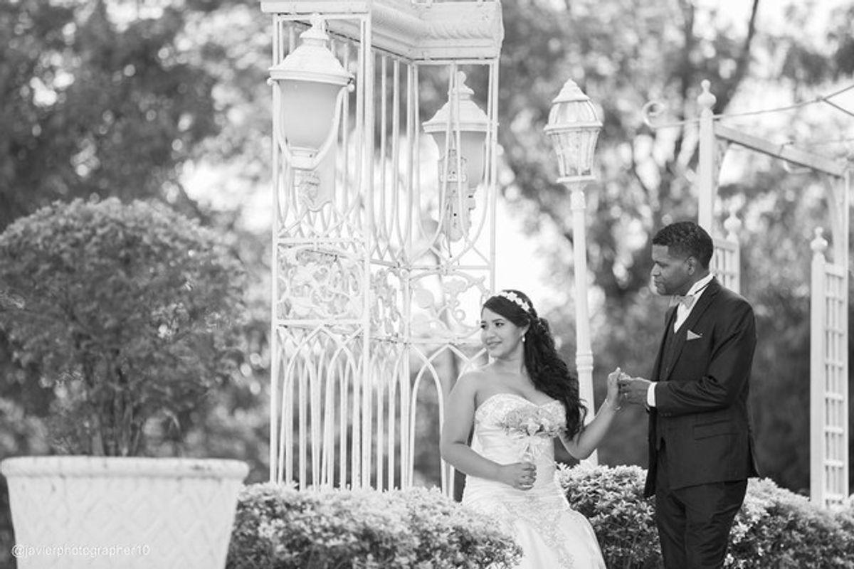 Wedding Ceromony being held at the Platino Hotel & Casino in Santiago, Dominican Republic.