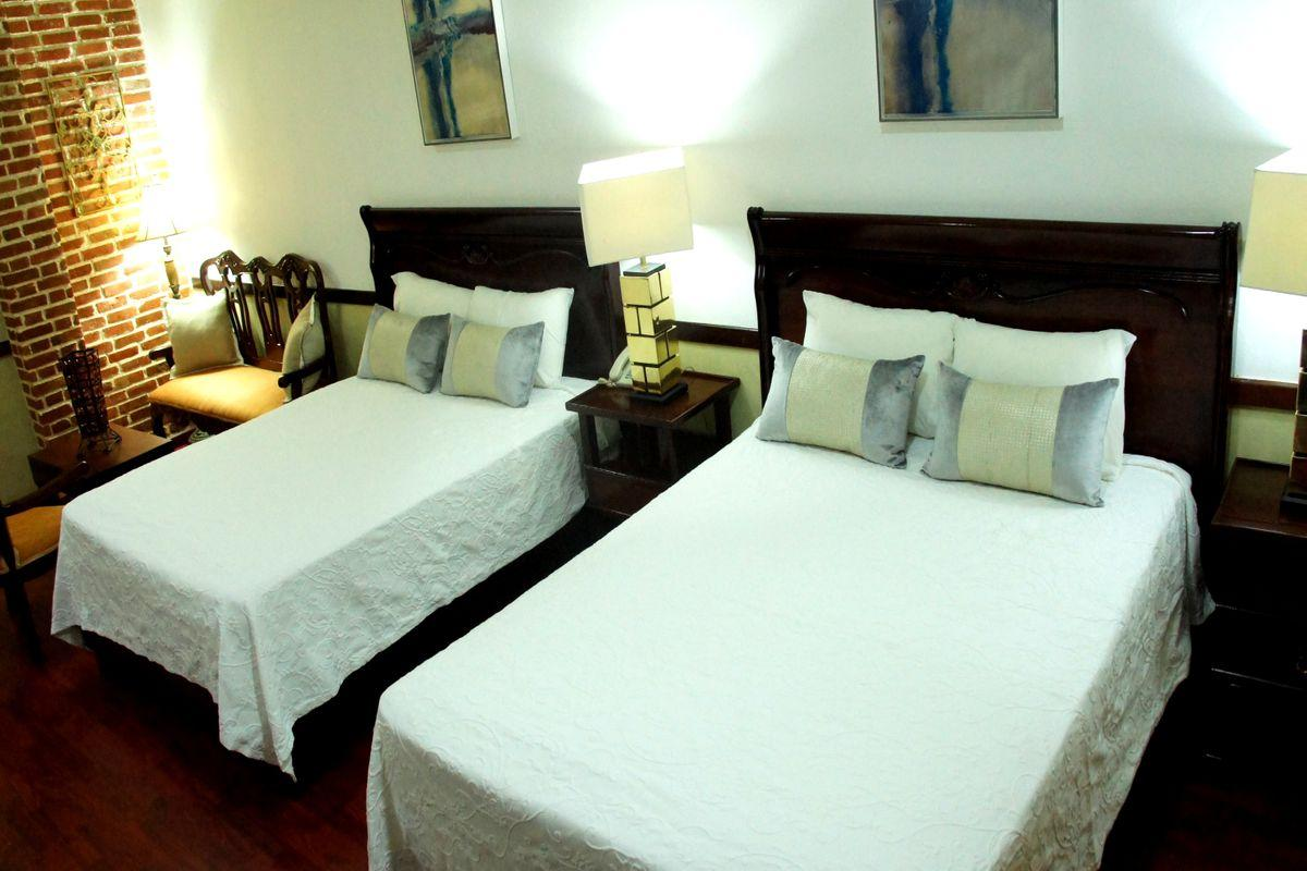 Junior Suite Deluxe Two Beds at the Platino Hotel & Casino in Santiago, Dominican Republic