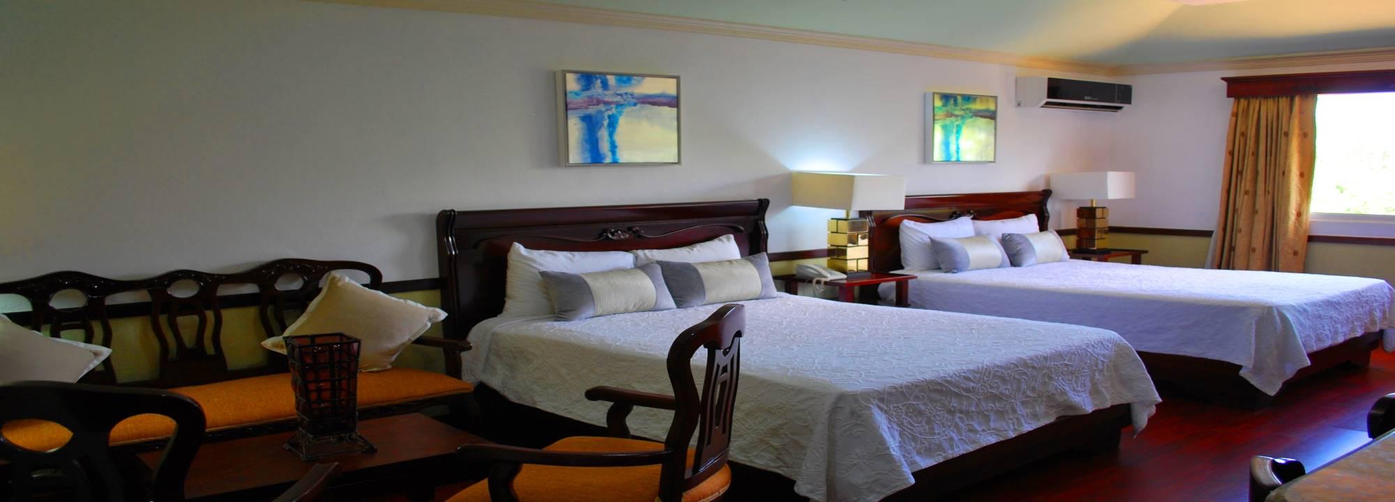 Junior Suite Deluxe located in Santiago, Dominican Republic